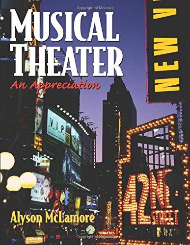 9780130485830: Musical Theater: An Appreciation