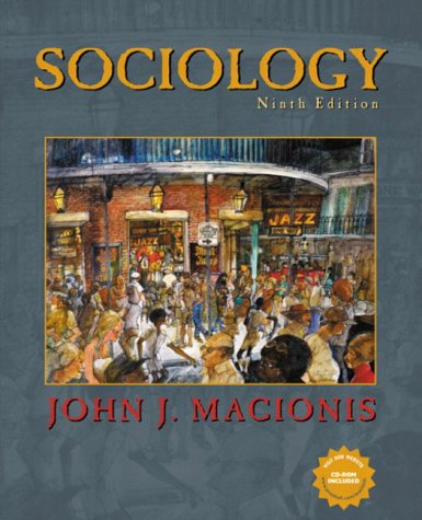 9780130485953: Sociology