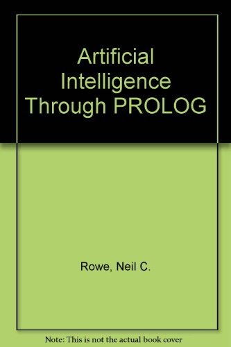 9780130486790: Artificial Intelligence Through Prolog