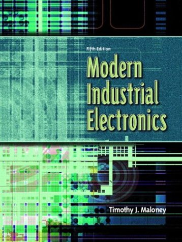 9780130487414: Modern Industrial Electronics, Fifth Edition