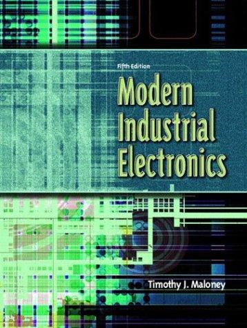 9780130487414: Modern Industrial Electronics
