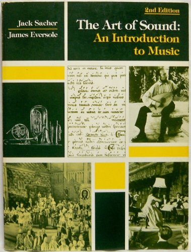9780130487445: The art of sound: An introduction to music