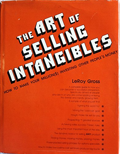 9780130487865: *Art Selling Intangibles RV/Ed