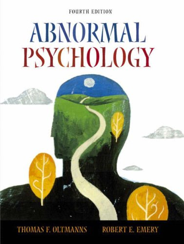 9780130488909: Abnormal Psychology