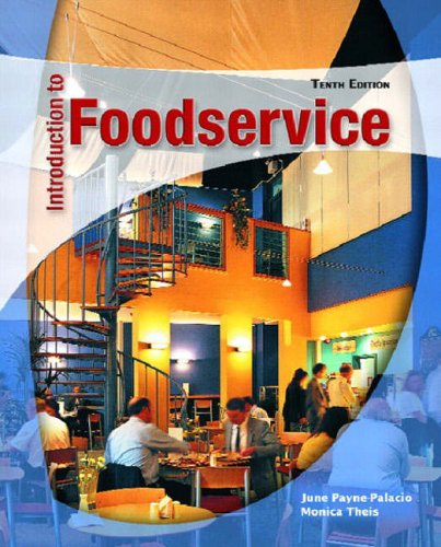 9780130489036: Introduction to Foodservice