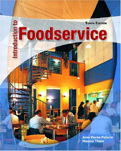 9780130489036: Introduction to Foodservice (10th Edition)