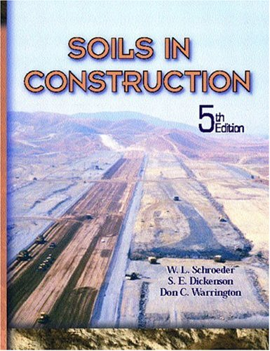 9780130489173: Soils in Construction, 5th Edition
