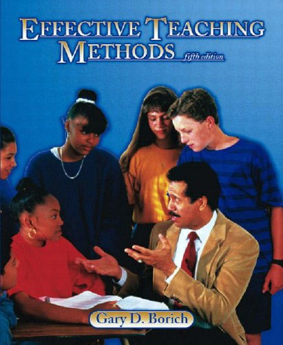 9780130489753: Effective Teaching Methods, Fifth Edition