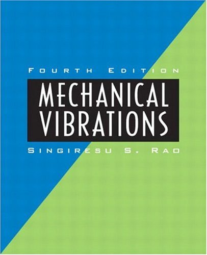 9780130489876: Mechanical Vibrations: United States Edition