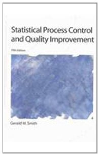 9780130490360: Statistical Process Control and Quality Improvement (5th Edition)