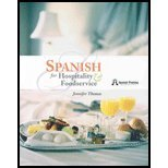 9780130490698: Spanish for Hospitality and Foodservice: Student Vocabulary Flashcards