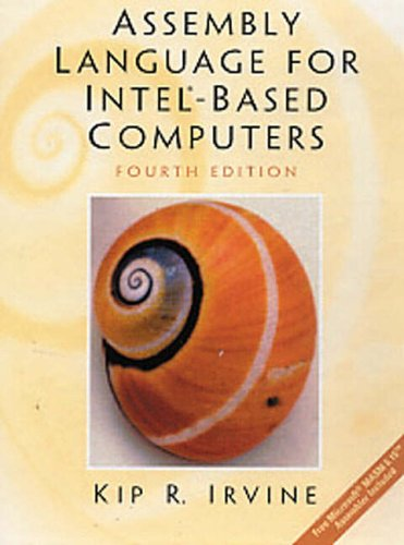 9780130491466: Assembly Language for Intel-Based Computers (International Edition)