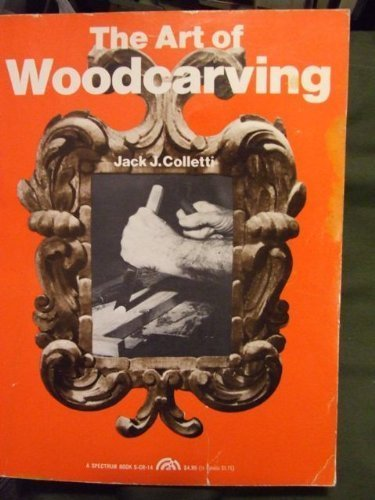 9780130492395: The Art of Woodcarving