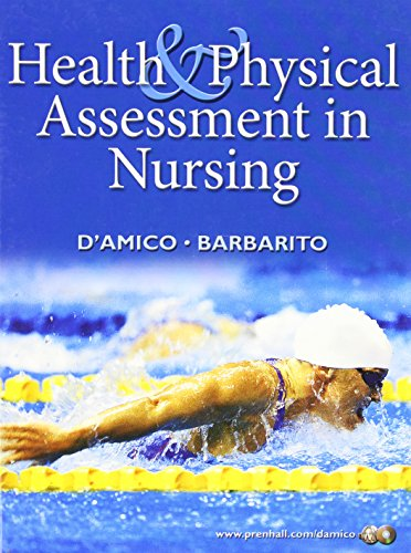 9780130493736: Health & Physical Assessment in Nursing