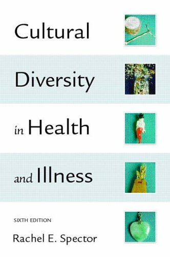 9780130493798: Cultural Diversity in Health and Illness