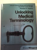 9780130493965: Unlocking Medical Terminology, Instructor's Resource Manual