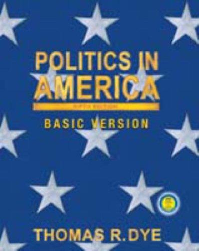 9780130494153: Politics in America, Basic Version (5th Edition)