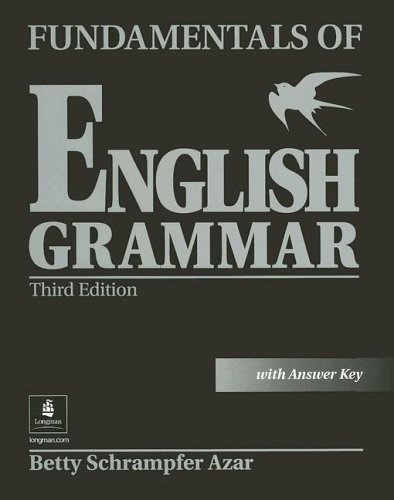9780130494474: Fundamentals of English Grammar, Third Edition (Full Student Book with Answer Key)