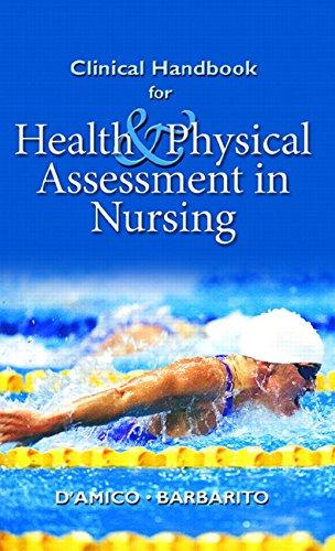 9780130494788: Clinical Handbook, Health & Physical Assessment in Nursing