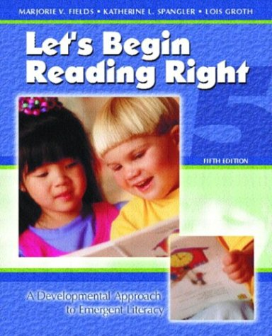 9780130494917: Let's Begin Reading Right, Fifth Edition