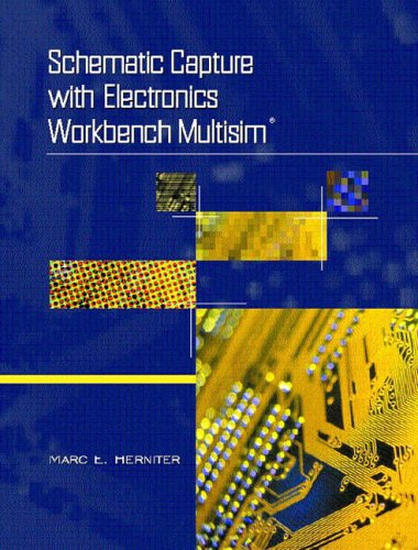 9780130496140: Schematic Capture with Electronics Workbench MultiSIM