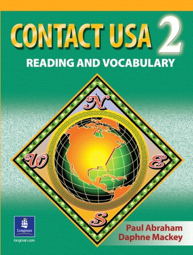 9780130496256: Contact USA 2: Reading and Vocabulary