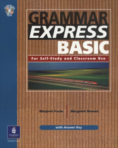 9780130496690: Grammar Express Basic with CD-ROM and Answer Key