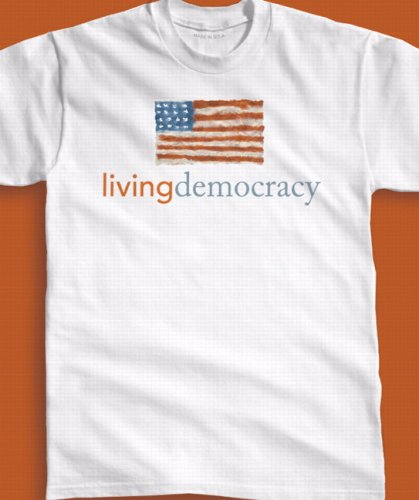 9780130497062: Living Democracy, National Edition