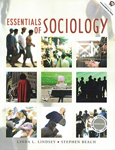 9780130497437: Essentials of Sociology