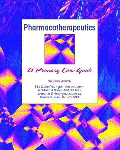 9780130497628: Pharmacotherapeutics: A Primary Care Clinical Guide