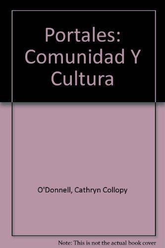 9780130498144: Portales: Comunidad Y Cultura