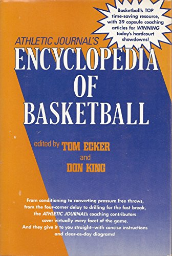 9780130498823: Athletic Journal's Encyclopedia of Basketball