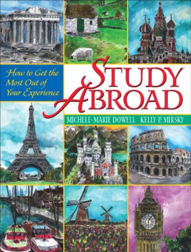 9780130499974: Study Abroad: How to Get the Most Out of Your Experience