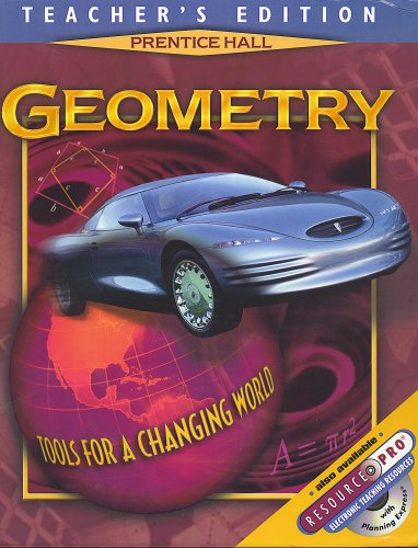 Prentice Hall Geometry - Tools for a: Bass Laurie; Rinesmith