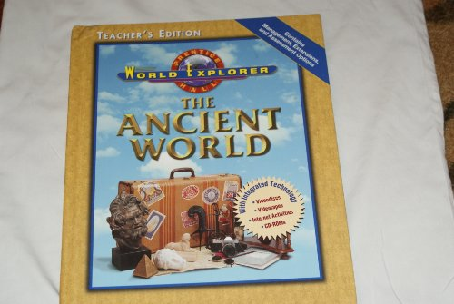 The Ancient World, Teacher's Edition (World Explorer): Hall, Prentice