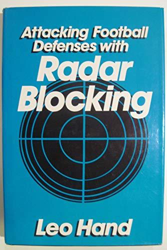 9780130502209: Attacking Football Defenses With Radar Blocking