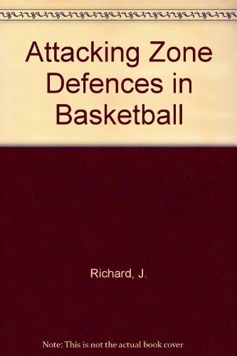 9780130502452: Attacking Zone Defenses in Basketball