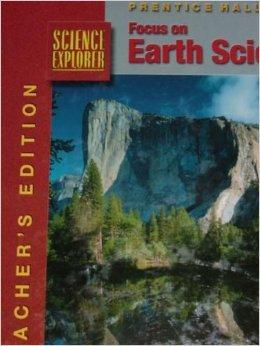 science explorer focus on earth science california edition