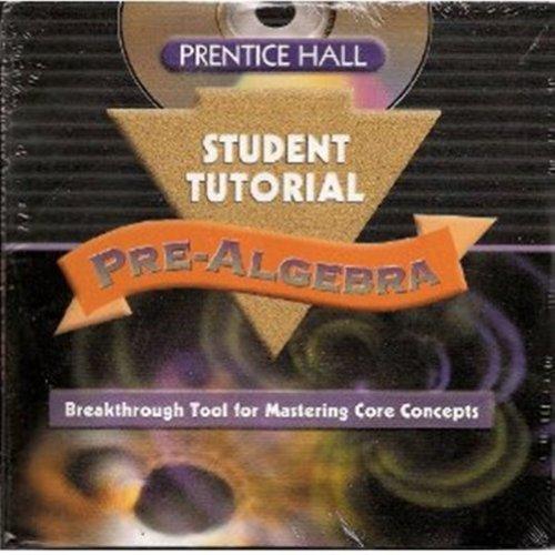 9780130504722: PRE-ALGEBRA INTERACTIVE STUDENT TUTORIAL CD-ROM 2001C