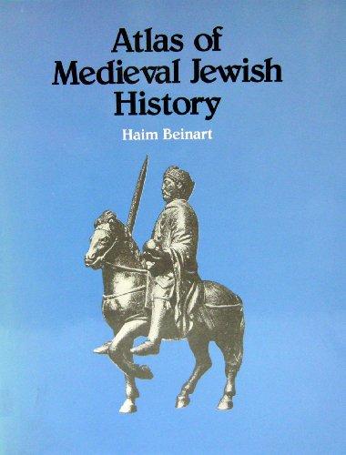9780130506917: Atlas of Medieval Jewish History