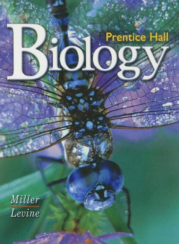 9780130507303: Biology by Miller & Levine 1e Student Edition 2002c