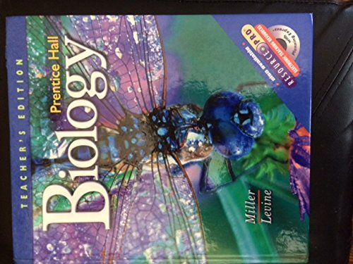 9780130507426: Prentice Hall Biology, Teacher's Edition