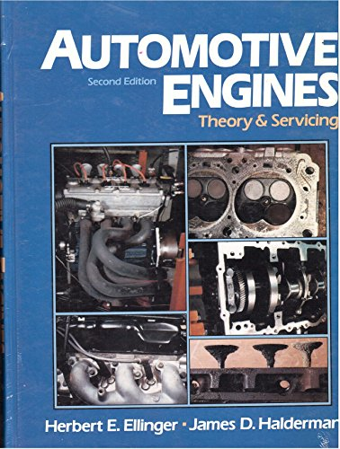 9780130508737: Automotive Engines: Theory and Servicing