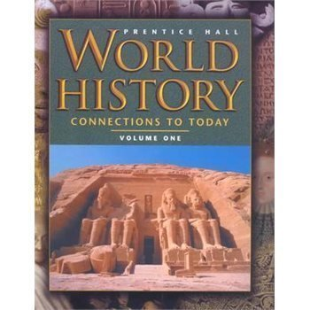 9780130510112: World History Connections to Today