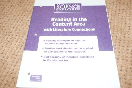 9780130510556: Reading in the Content Area with Literature Connections (Prentice Hall Science Explorer)