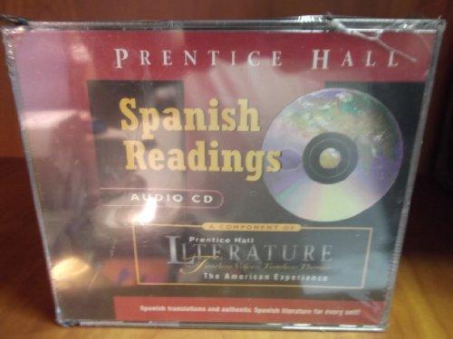 9780130511836: Prentice Hall Literature: Tvtt Readings in Spanish Audio CD Grade 11 2000c