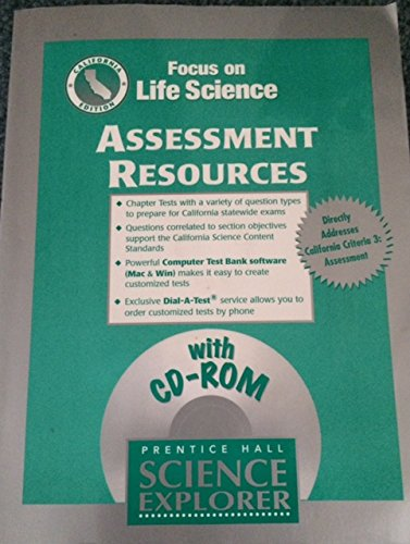 9780130512239: Focus on Life Science Assessment Resources