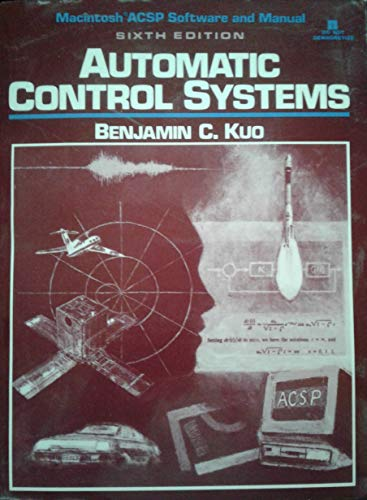 9780130512857: Automatic Control Systems SW