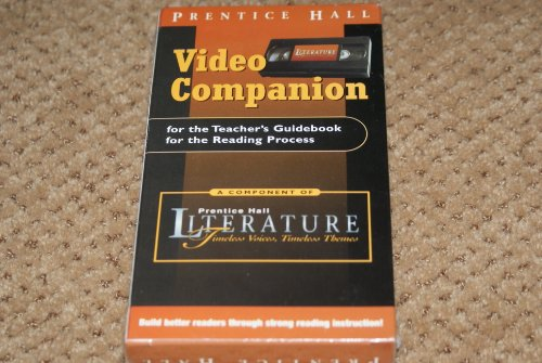 9780130514202: Prentice Hall Video Companion Acomponent of Literature Timeless Voices, Timeless Themes (Vhs )