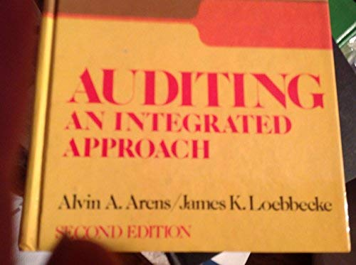 9780130516565: Auditing (Prentice-Hall series in accounting)